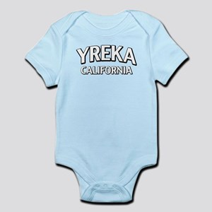 Yreka California Infant Bodysuit