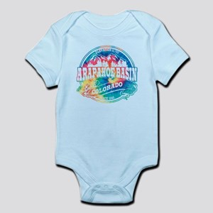 Arapahoe Basin Old Circle Infant Bodysuit