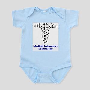 Medical Laboratory Technology Infant Bodysuit