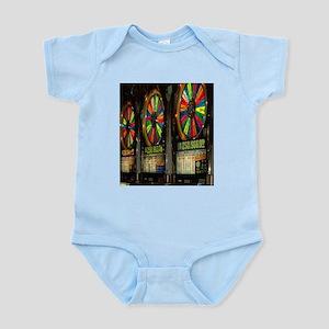 Las Vegas Slot Machines Infant Bodysuit