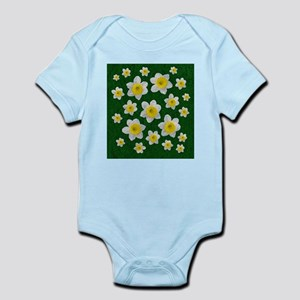 Spring Daffodils Body Suit