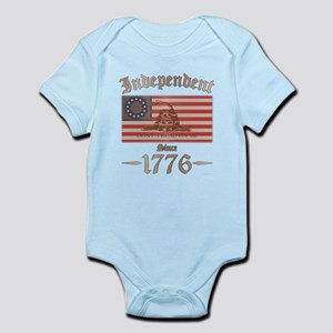 Independent Infant Bodysuit