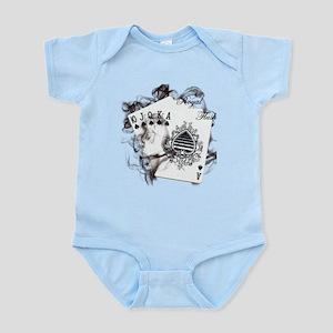 Smokin' Royal Flush Infant Bodysuit