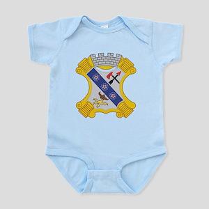 DUI - 8TH INFANTRY REGIMENT Infant Bodysuit