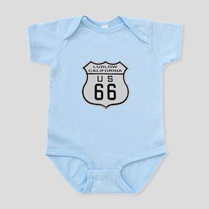 Ludlow Route 66 Infant Bodysuit