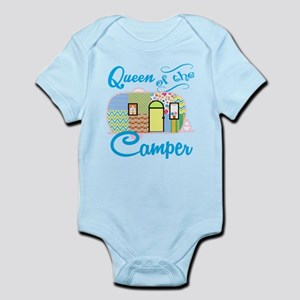 Queen of the Camper Body Suit