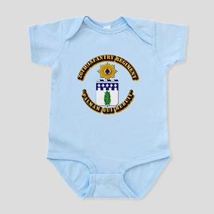COA - 26th Infantry Regiment Infant Bodysuit