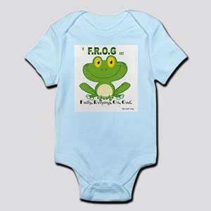 F.R.O.G. Fully, Relying,On,God Body Suit