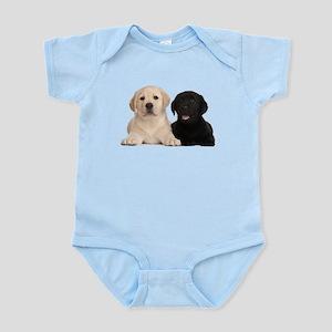 Labrador puppies Infant Bodysuit