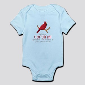 When Cardinal Appears Body Suit