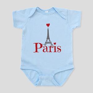 I love Paris Body Suit