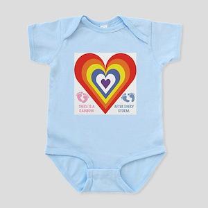 Rainbow Babies Body Suit