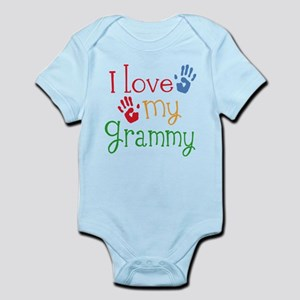 I Love Grammy Infant Bodysuit