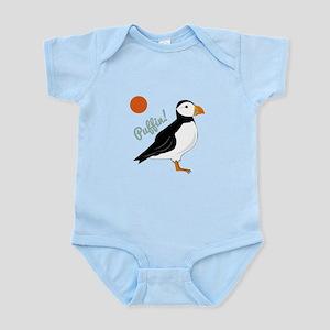 Puffin! Bird Body Suit