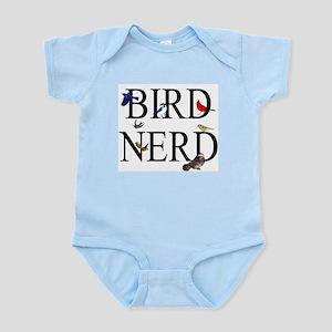 Bird Nerd Infant Bodysuit