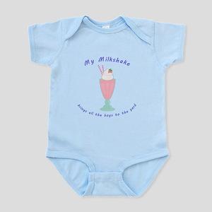 My Milkshake Body Suit