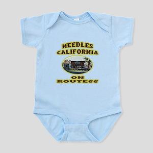 Needles California Infant Bodysuit