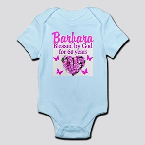 DELIGHTFUL 60TH Infant Bodysuit