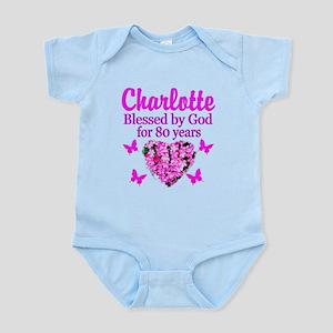 80TH PRAYER Infant Bodysuit