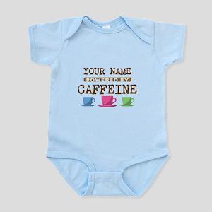 Powered by Caffeine Infant Bodysuit