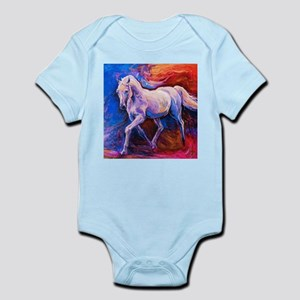 Horse Painting Body Suit