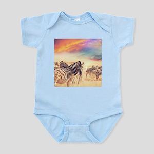 Beautiful Zebras Body Suit