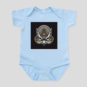 Owl Art Infant Bodysuit