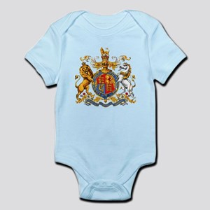 Royal Coat Of Arms Infant Bodysuit