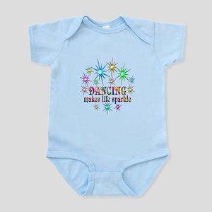 Dancing Sparkles Infant Bodysuit
