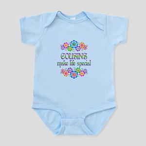 Cousins Make Life Special Infant Bodysuit