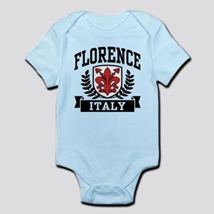 Florence Italy Infant Bodysuit