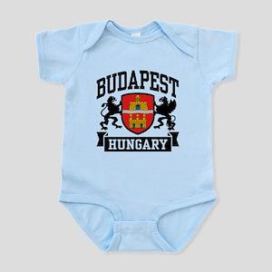 Budapest Hungary Infant Bodysuit
