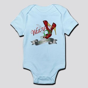 75th Anniversary Wizard of Oz Ruby Slippers Infant