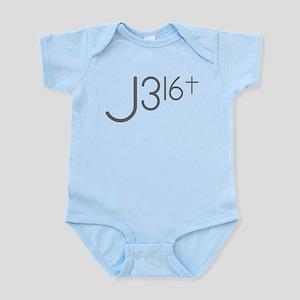J316Typo Body Suit