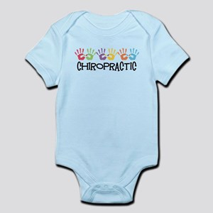 Chiropractic Hands Infant Bodysuit