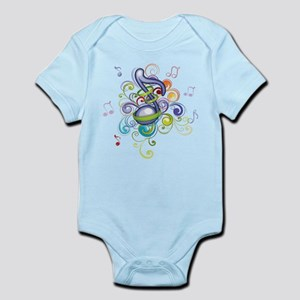 Music in the air Body Suit