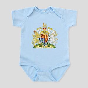 United Kingdom Coat Of Arms Infant Bodysuit