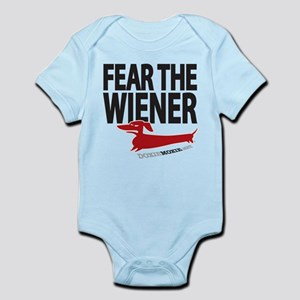 Fear the Wiener Infant Bodysuit