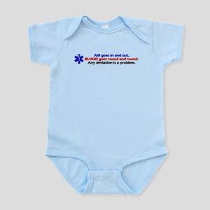 Air/Blood... Infant Bodysuit