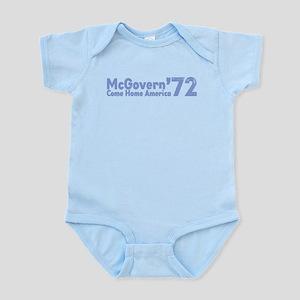 McGovern '72 Body Suit