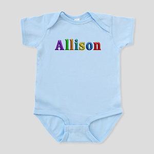 Allison Shiny Colors Body Suit