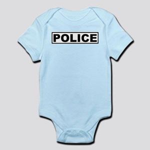 Police Body Suit