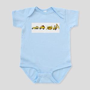 Trucks! Infant Creeper