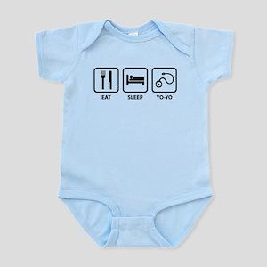 Eat Sleep Yo-Yo Infant Bodysuit