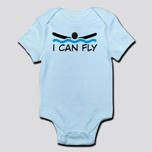 I can fly Body Suit