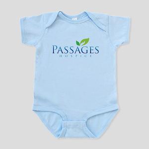 Passages Hospice Logo Infant Bodysuit