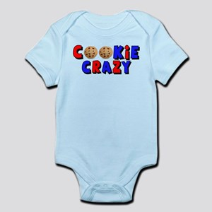 Cookie Crazy Infant Bodysuit