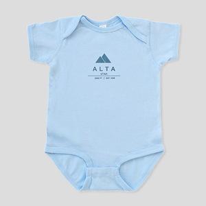 Alta Ski Resort Utah Body Suit