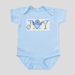 Joy: Bluebird Infant Creeper