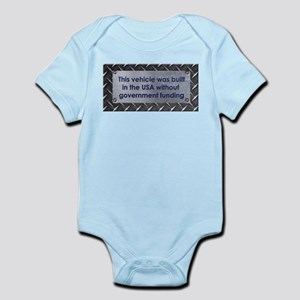 Built in the USA Infant Bodysuit